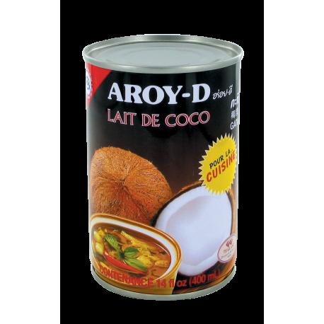 Lait de Coco Cuisine Aroy-D 400ml