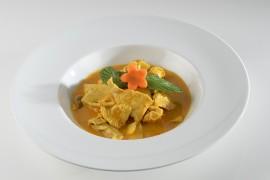 Poulet au curry (200g)
