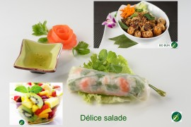 Package Délice Salade 10€