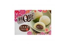 Mochi Haricot Rouge et Coconut (Boite de 6 pièces)