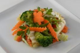 Légumes Saisonniers sautés (200g)