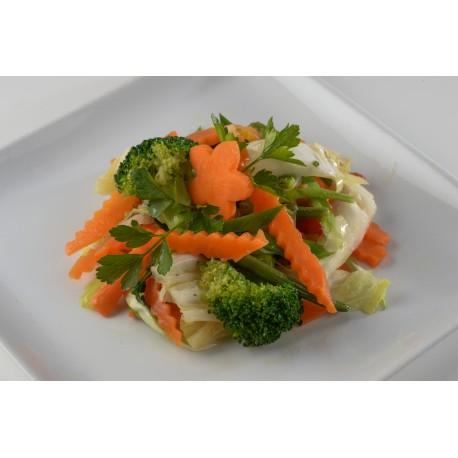 Légumes saisoniers sautés