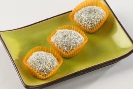 Perles de coco à la japonaise (2 pièces)