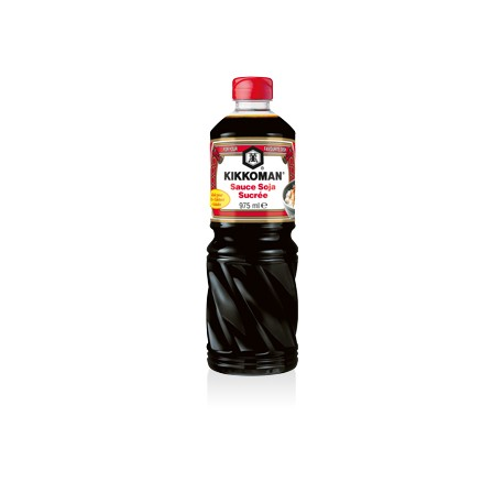 Kikkoman Sauce Soja Sucree 975 ml